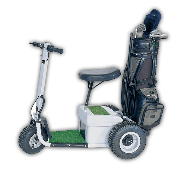 Electric Golf Buggy, Motorised Golf Ride-ons & Battery